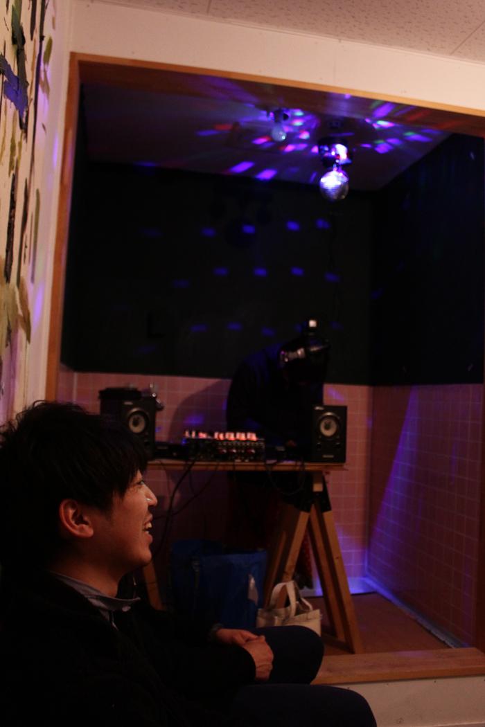 洗濯室 ⇆ Music Factory